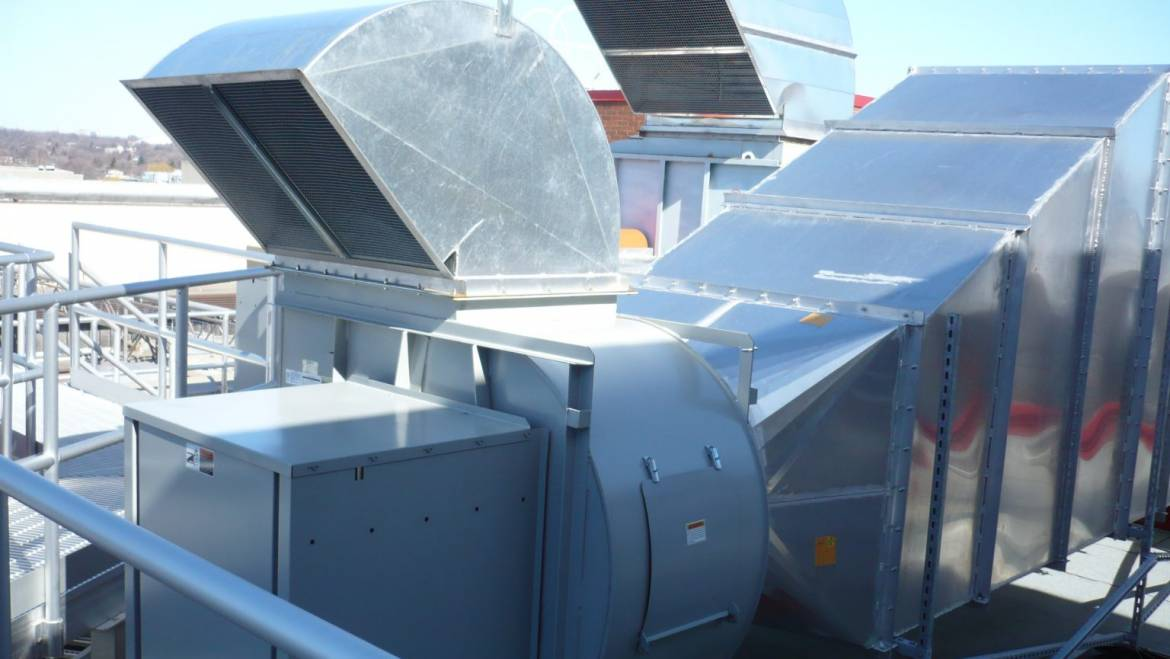 Overview of Commercial Ventilation Systems