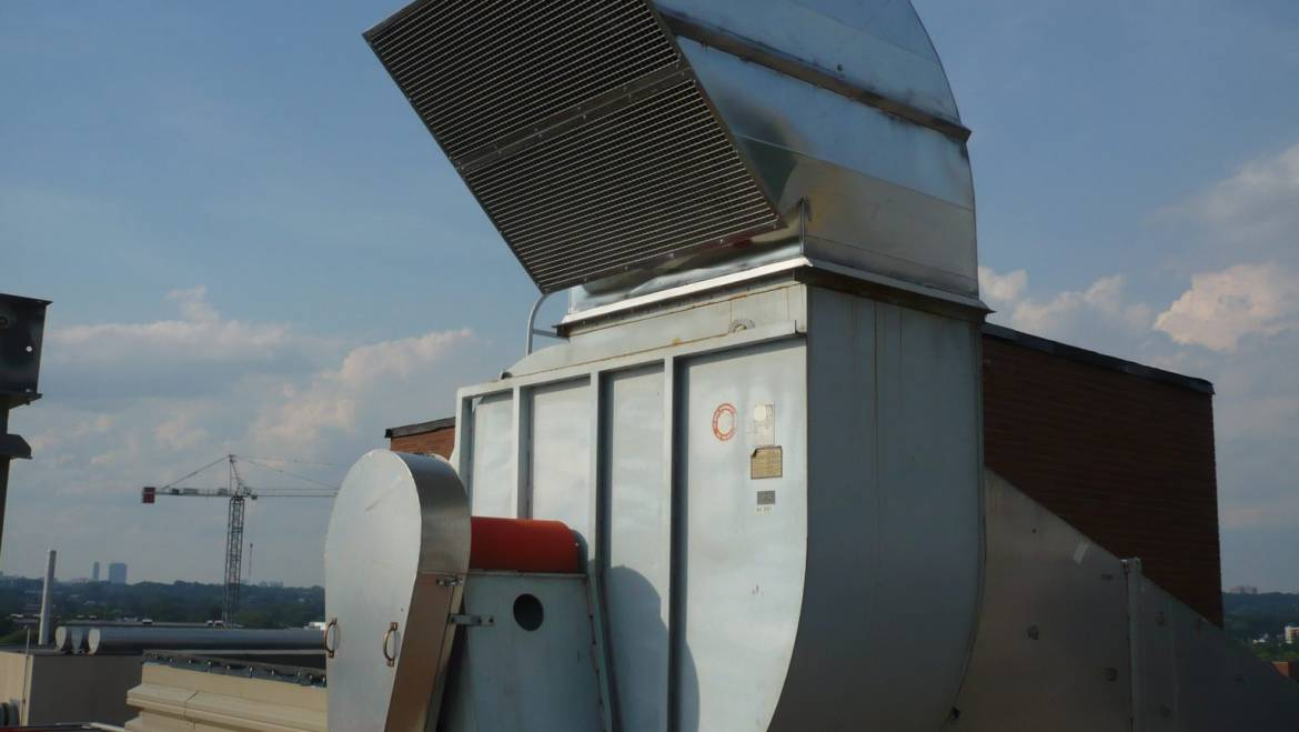 Is your Building's Ventilation System Transmitting Viruses and Diseases?