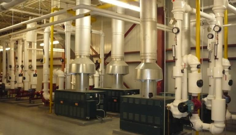 Commercial & Industrial Heating