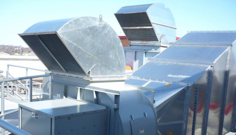 Commercial & Industrial Ventilation