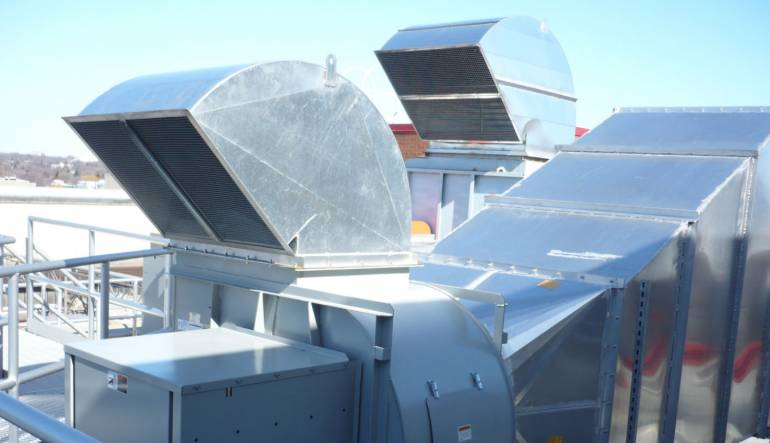 Commercial & Industrial Cooling